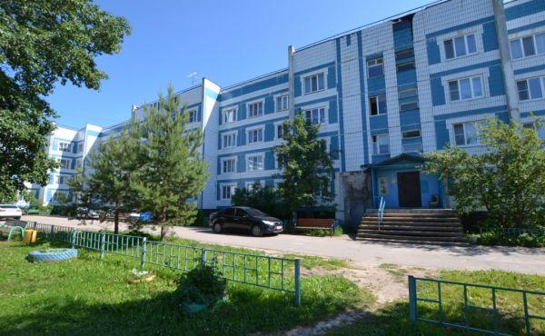 2-х к.кв улучшенной планировки в крупном населенном пункте (д.Клишино)